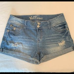Wallflower Jean shorts